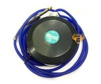 Bàn đạp KM nhựa tròn - Blue (Chiếc)