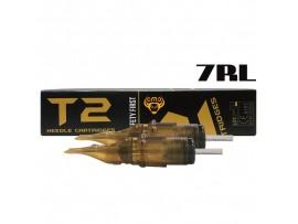 Kim đầu đạn T2 phiên bản mới 2018 - 7RL