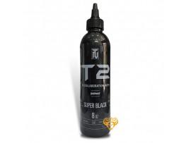 Mực xăm siêu đen T2 Super Black