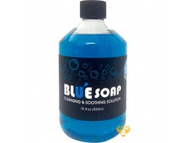 Xà phòng vệ sinh hình xăm Blue Soap 500ml