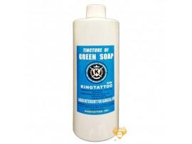 Xà phòng hòa tan vệ sinh hình xăm Green Soap KingMell