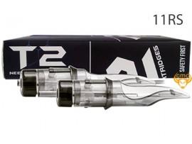 Kim đầu đạn T2 11RS đi bóng tròn