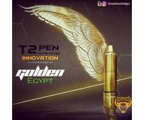 Máy xăm súng T2 Egypt Gold vàng