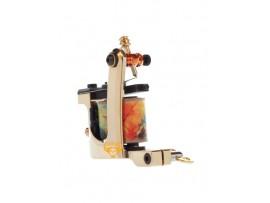 Máy xăm Sunskin Small V Evolution Polished Color coil #71
