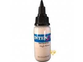 Mực xăm màu Intenze High White 30ml