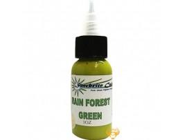 Mực xăm màu Starbrite Rain Forest Green 1oz