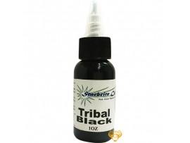 Mực xăm màu Starbrite Tribal Black 1oz