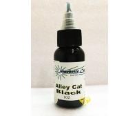 Mực xăm màu Starbrite Alley Cat Black 1oz