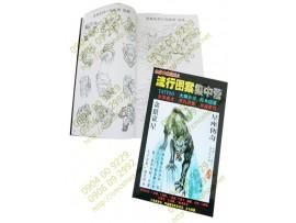 Mẫu Catalog hình xăm 01