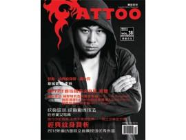 Tạp chí xăm Tattoo số 38