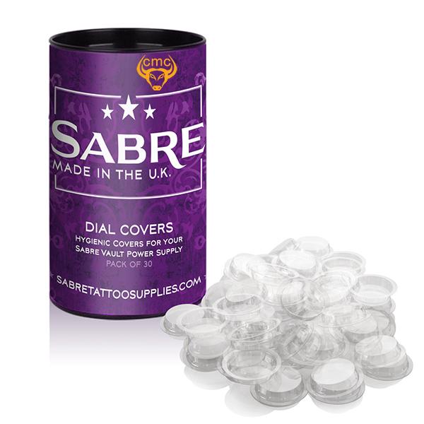 Cover núm xoay biến điện Sabre
