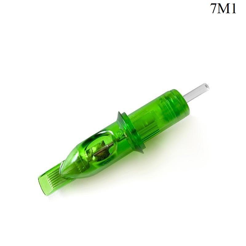 Kim đầu đạn FYT Needles 7M1 đi bóng ngang