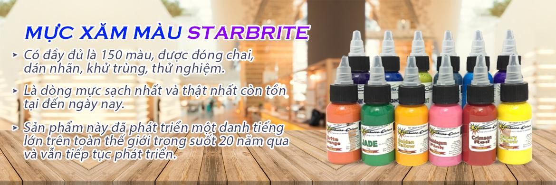 Mực xăm Starbrite