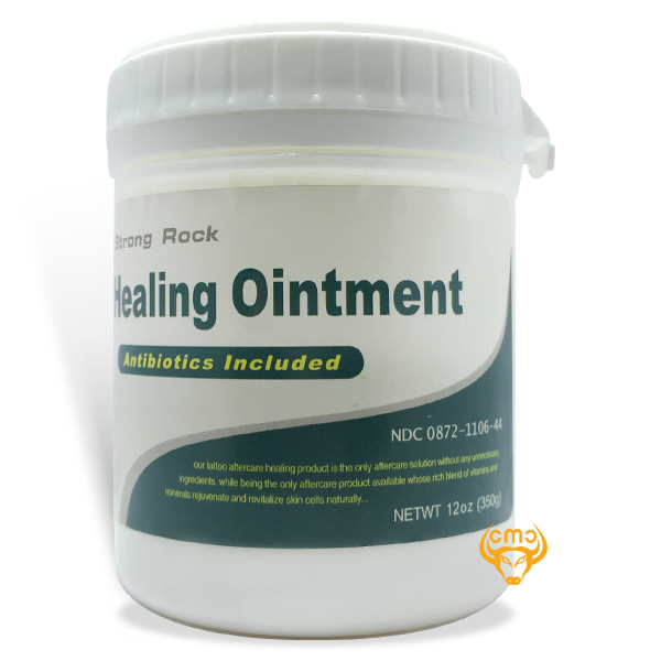 Vaseline healing ointment