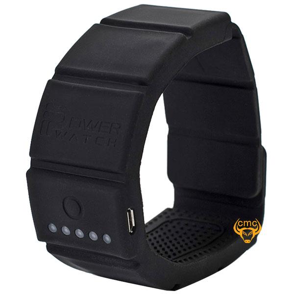 Biến điện áp, nguồn điện máy xăm Ipower Watch cao cấp (Black)