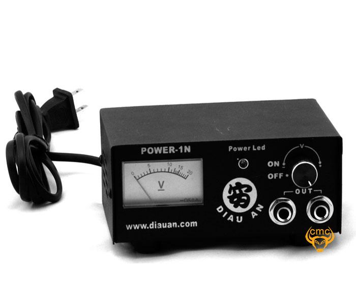 Biến điện máy xăm Diau An Tattoo Power N1