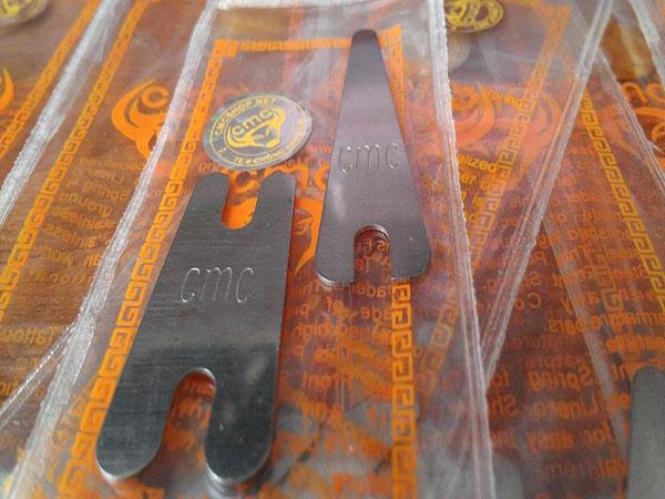 Lưỡi gà Silver CMC Shader đi bóng chất lượng cao