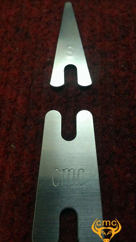 Lưỡi gà Silver CMC Liner đi bóng chất lượng cao