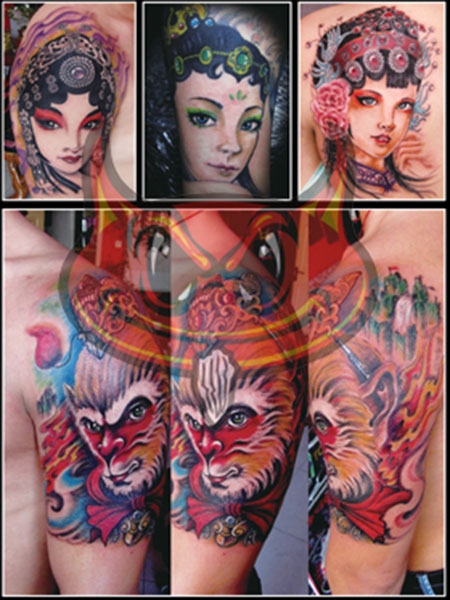 Tạp chí xăm Tattoo số 37 được mua bán tại CMC Tattoo