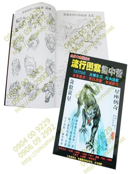Tạp chí xăm hình - tập 02 do CMC Tattoo phân phối