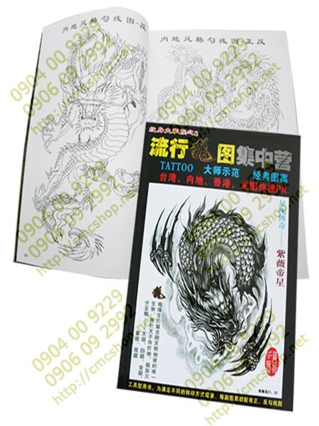 Tạp chí xăm hình tập 21 do CMC Tattoo phân phối