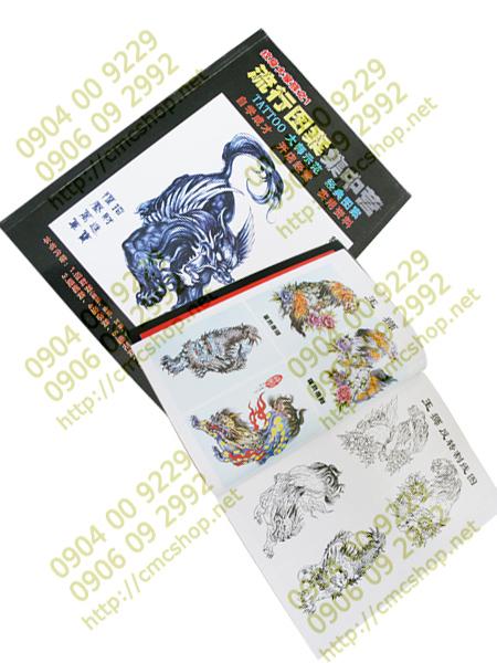 Tạp chí xăm hình tập 21 do CMC Tattoo phân phối toàn quốc