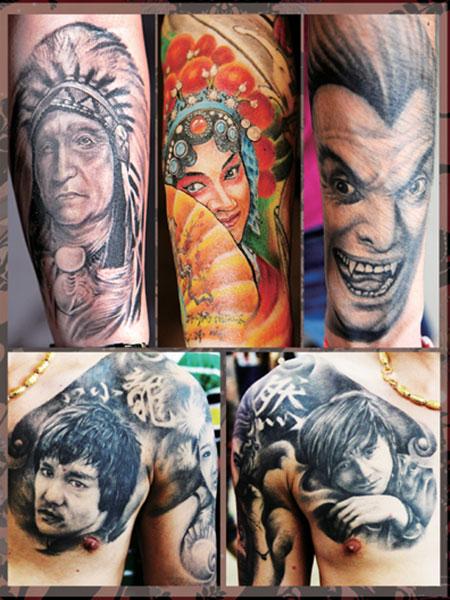 Tạp chí xăm Tattoo số 38 được mua bán tại CMC Tattoo